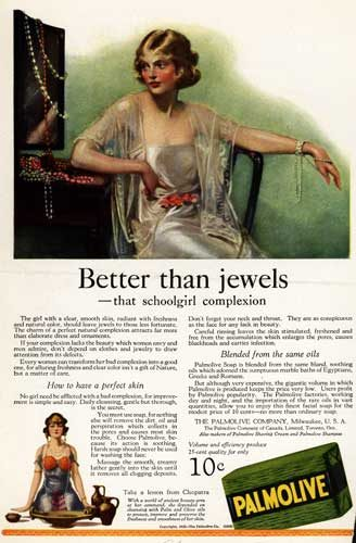 palmolive-first-advertisment